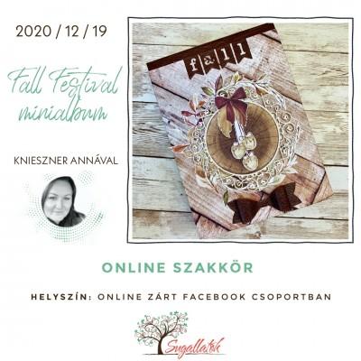 Fall Festival minialbum - SZAKKÖR