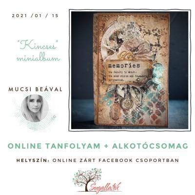 Kincses album - SZAKKÖR + ALKOTÓCSOMAG