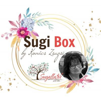 SugiBox by Kovács Zsuzsi