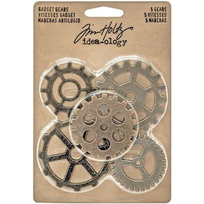 Idea-ology - Tim Holtz Gadget Gears (5 db)