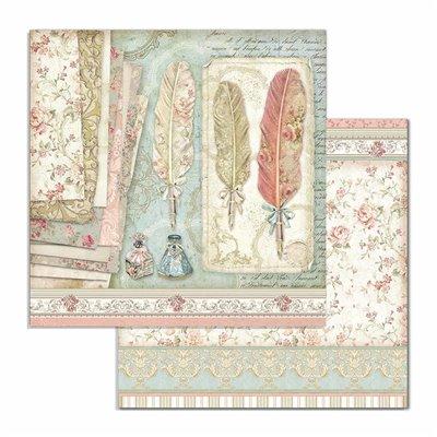 """Stamperia - Princess kollekció (12x12"""")"""