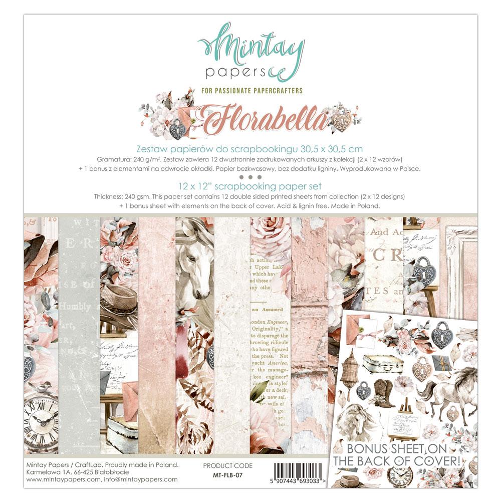 Florabella - 12\'x12\'-es maxi kollekció