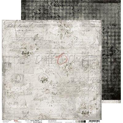 Grey Mood - Basic set - papírkészlet 30,5x30,5cm