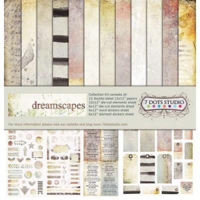 Dreamscapes maxi kollekció - 12x12