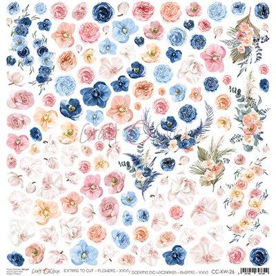 Flowers - XXVI kivágóív