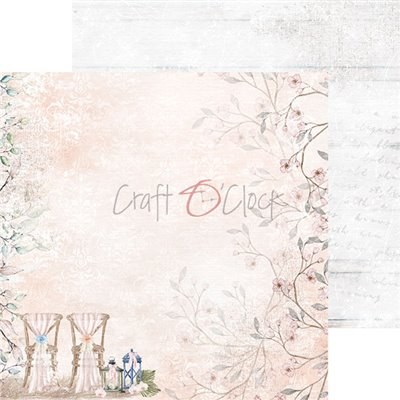 Wedding Dream - papírkészlet 20,3 x 20,3 cm