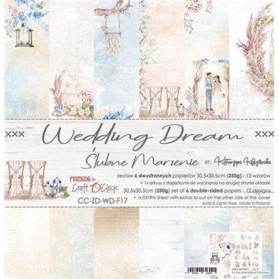 Wedding Dream - papírkészlet 30,5x30,5cm