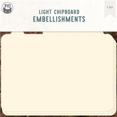 """Chipboard alap - Belső lapok a Fényképezőgép albumalaphoz (6x6"""")"""