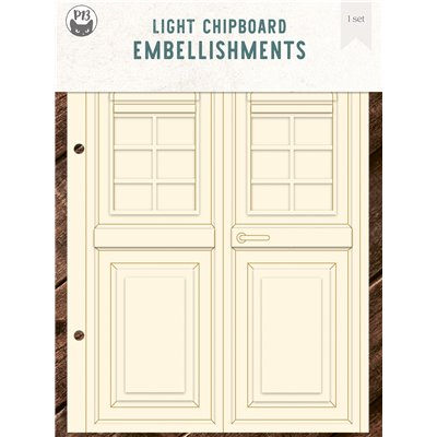Chipboard alap - Ajtó