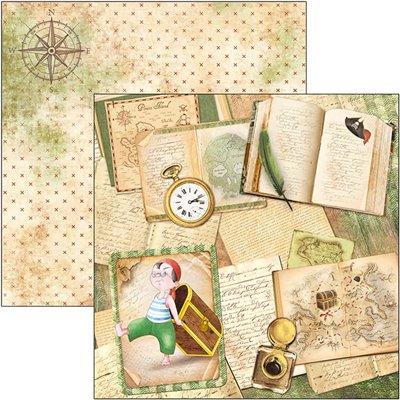 "Neverland Limited Edition 12""x12-es papírkollekció"