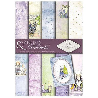 Angels & Presents A4 kollekció