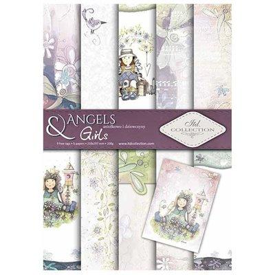 Angels & Girls A4-es kollekció