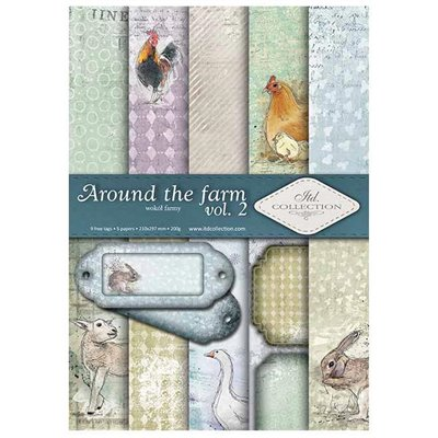Around the farm des.2 A4 kollekció