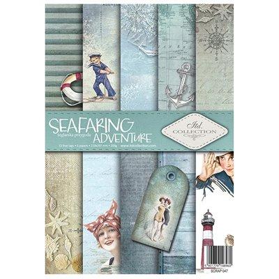Seafaring adventure A4 kollekció
