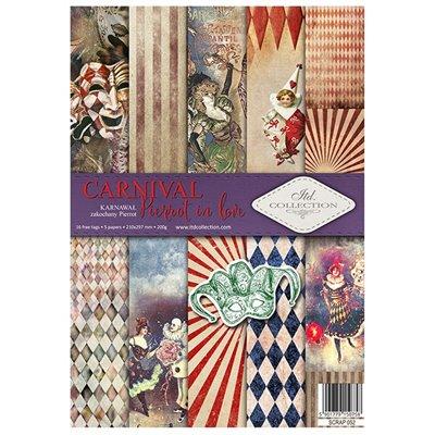 Carnival - Pierrot in love A4 kollekció