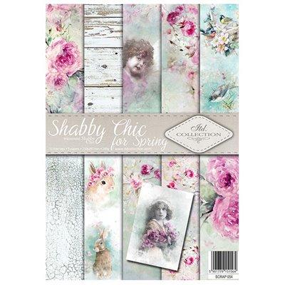 Shabby Chic for Spring A4-es kollekció