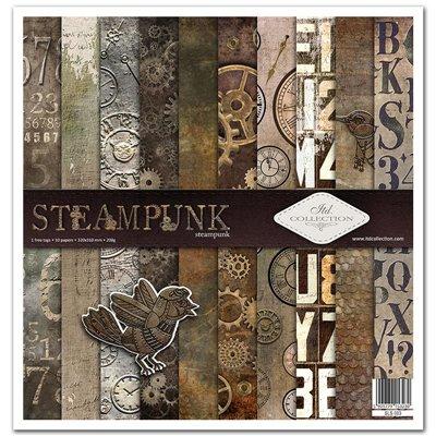 """Steampunk 12x12"""" kollekció"""
