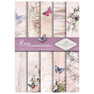 Rosy summertime A4-es kollekció