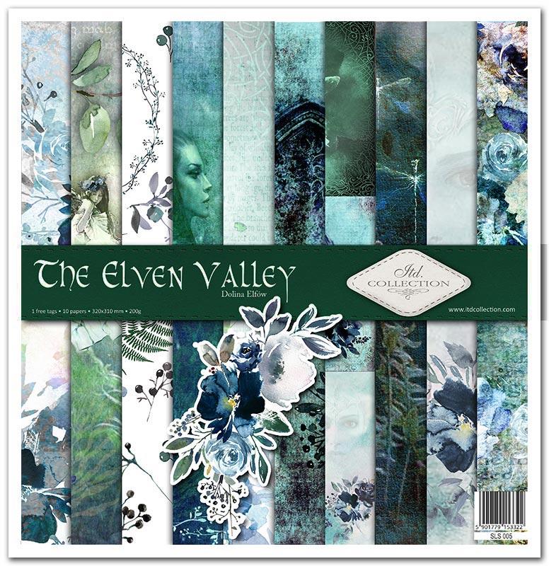 """The Elven Valley 12""""x12""""-es kollekció"""