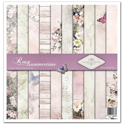 """Rosy Summertime 12""""x12""""-es kollekció"""