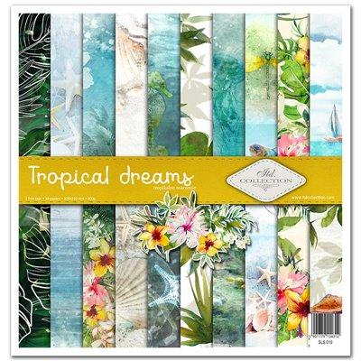 """Tropical dreams 12x12"""" kollekció"""