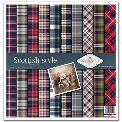 """Scottish style 12""""x12""""-es kollekció"""