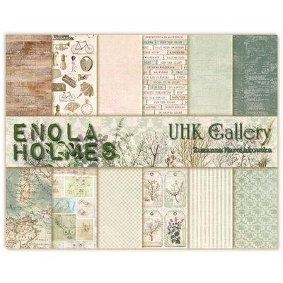 """Enola Holmes 12""""x12"""" kollekció"""