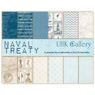 """Naval Treaty 12""""x12"""" kollekció"""