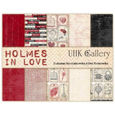 "Holmes in Love 12""x12"" kollekció"