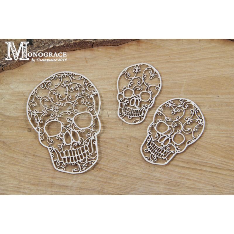 Monograce - koponyák