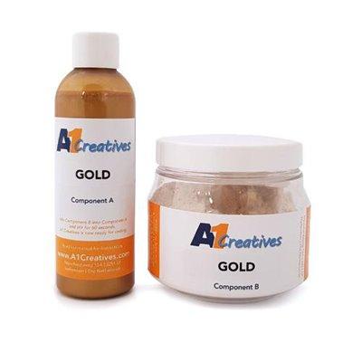 A1 Creatives műgyanta - Gold