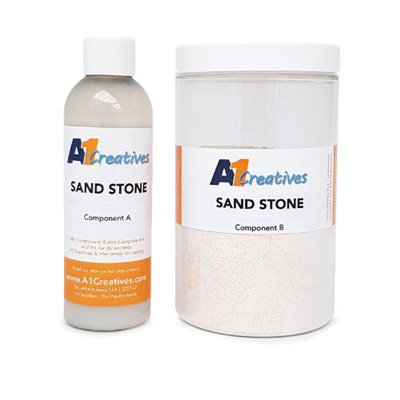 A1 Creatives műgyanta - Sand Stone