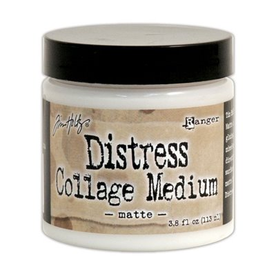Tim Holtz Distress collage medium - matt