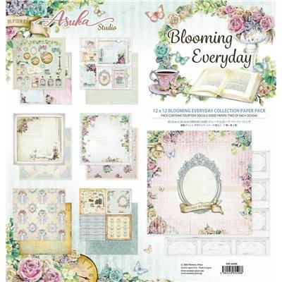 "Memory Place - Blooming Everyday kollekció (12x12"")"