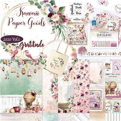 Memory Place - Kawaii Paper Goods Bundle des.1