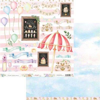 """Memory Place - So Sweet kollekció (12x12"""")"""