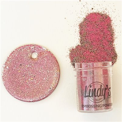 Lindy's Stamp Gang Of Quartz It Is Embossing Powder