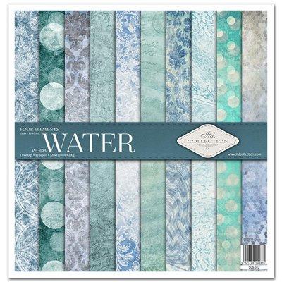 """Four elements - Water 12x12"""" kollekció"""