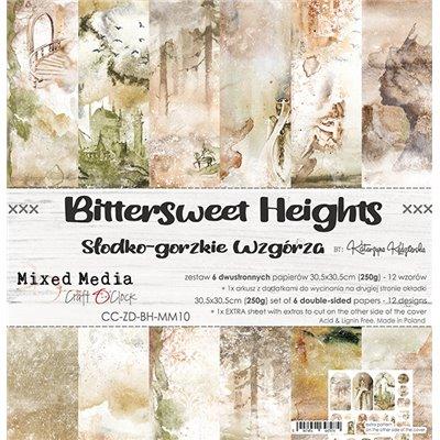 Bittersweet Heights - papírkészlet 30,5x30,5cm