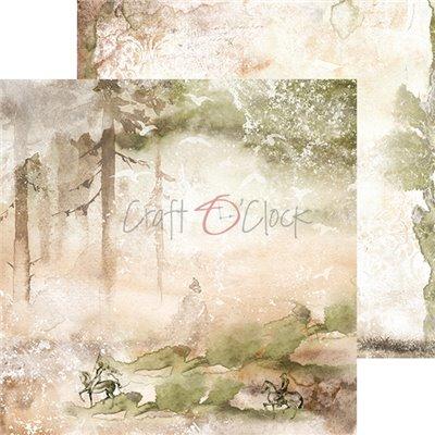Bittersweet Heights- papírkészlet 15,25 x 15,25 cm