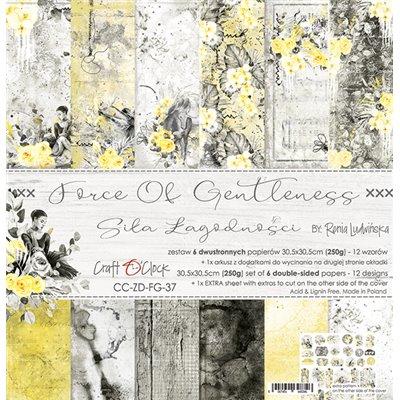 Force of Gentleness - papírkészlet 30,5x30,5cm
