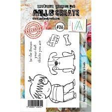 AALL and Create A7-es bélyegző no.316