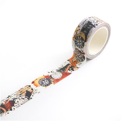AALL and Create washi tape des.13 - Fasteners