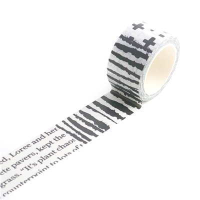 AALL and Create washi tape des.17 - Mix and Match