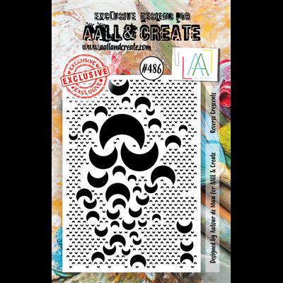 AALL and Create A7-es bélyegző no.486