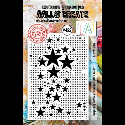 AALL and Create A7-es bélyegző no.485