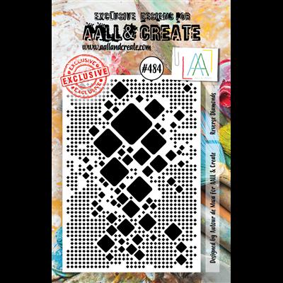 AALL and Create A7-es bélyegző no.484