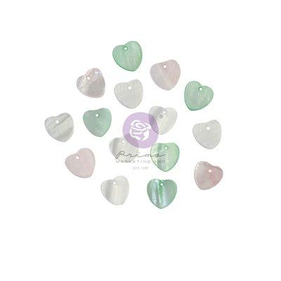 Magic Love kollekció - Pearl Hearts - 15db