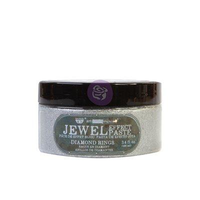 Finnabair - Art Extravagance - Jewel Texture Paste - Diamond Rings