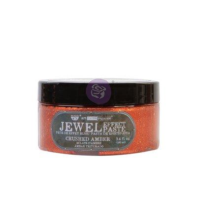 Finnabair - Art Extravagance - Jewel Texture Paste - Crushed Amber